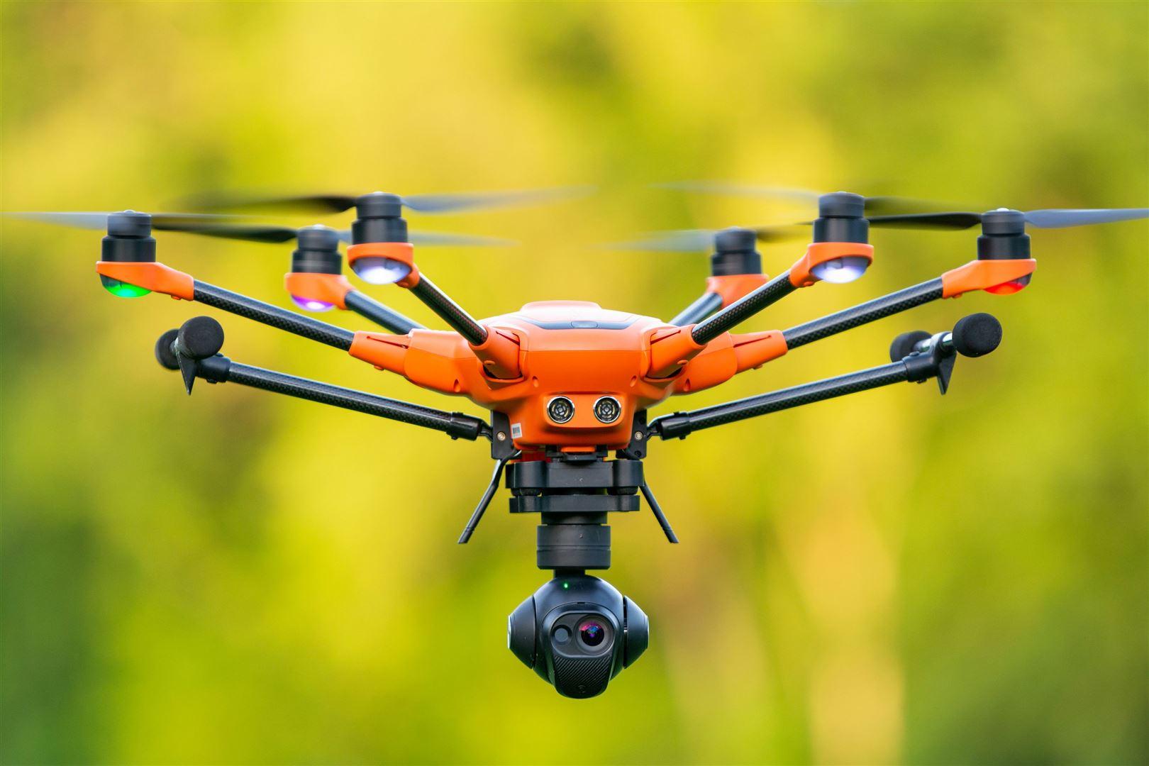Dach- und Fassadeninspektion - Einsatz von Drohnen im Gebäudemanagement