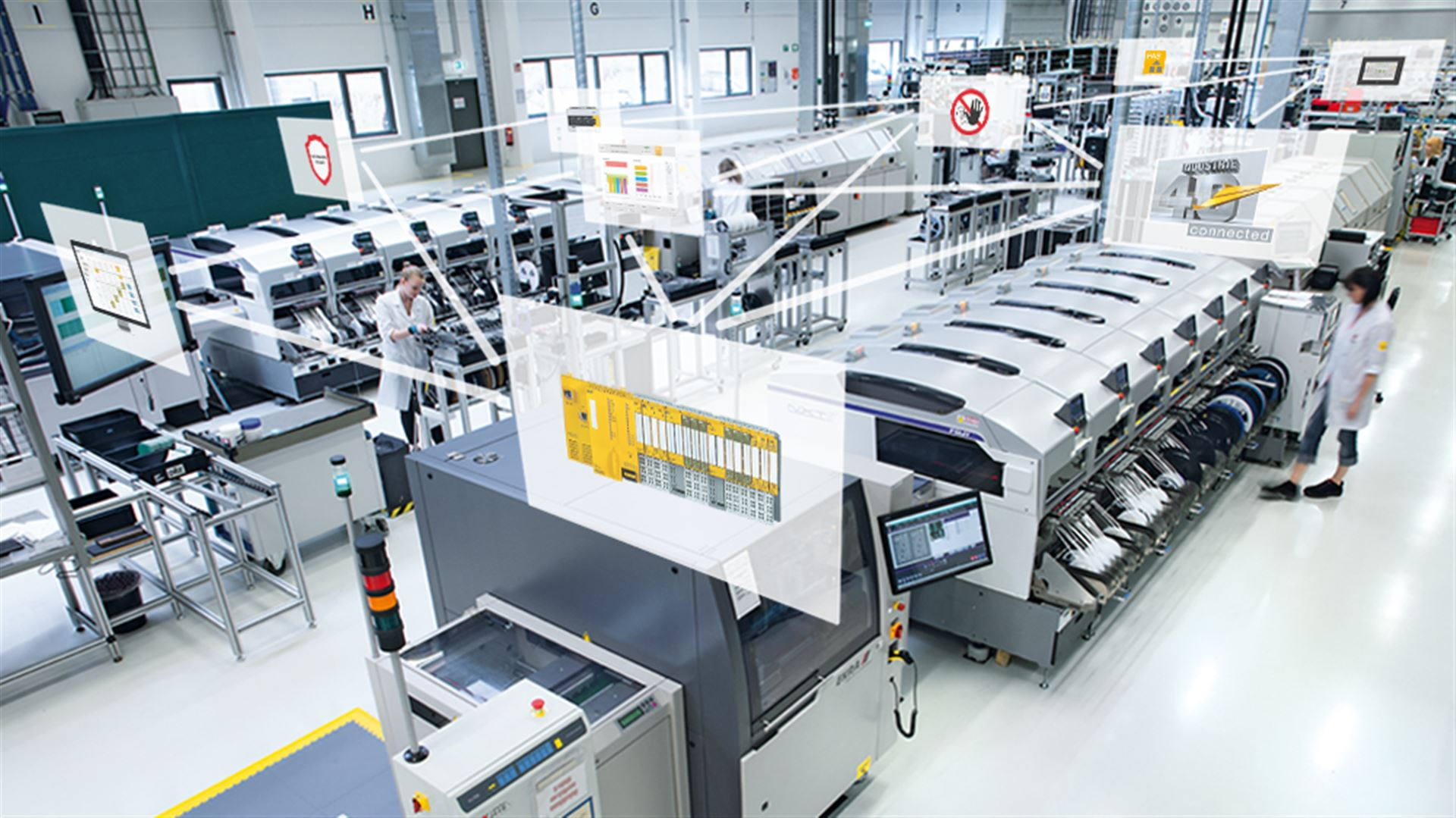Safe Solutions for production