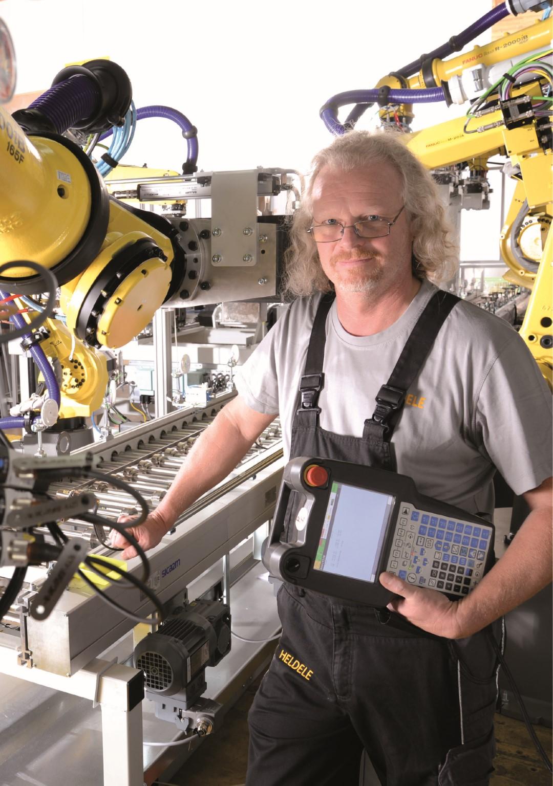 Roboterprogrammierung: Mehr Produktivität, Wirtschaftlichkeit und Qualität - Potentiale von Industrieroboter nutzen
