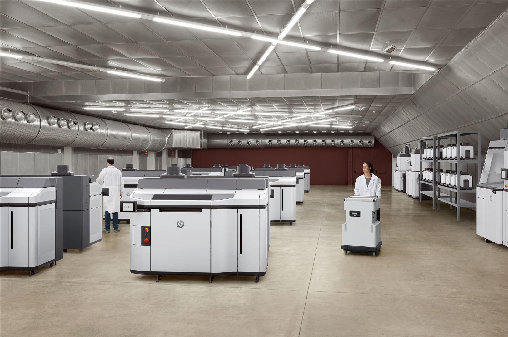 HP JF 5200 Drucker