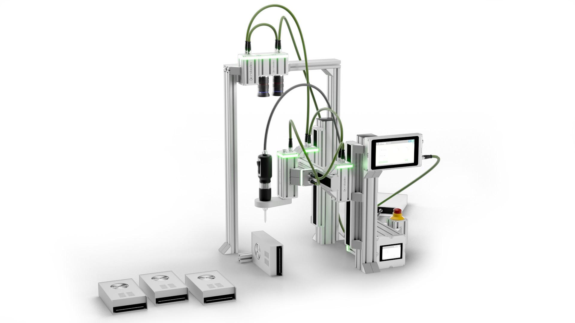 Schraubautomatisierung