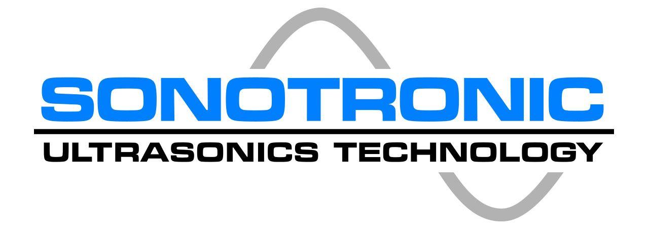 SONOTRONIC Nagel GmbH