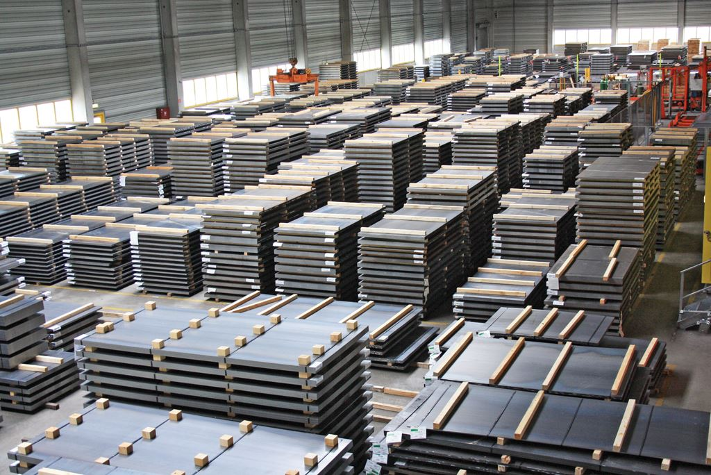SLC Stahl Logistik Center GmbH