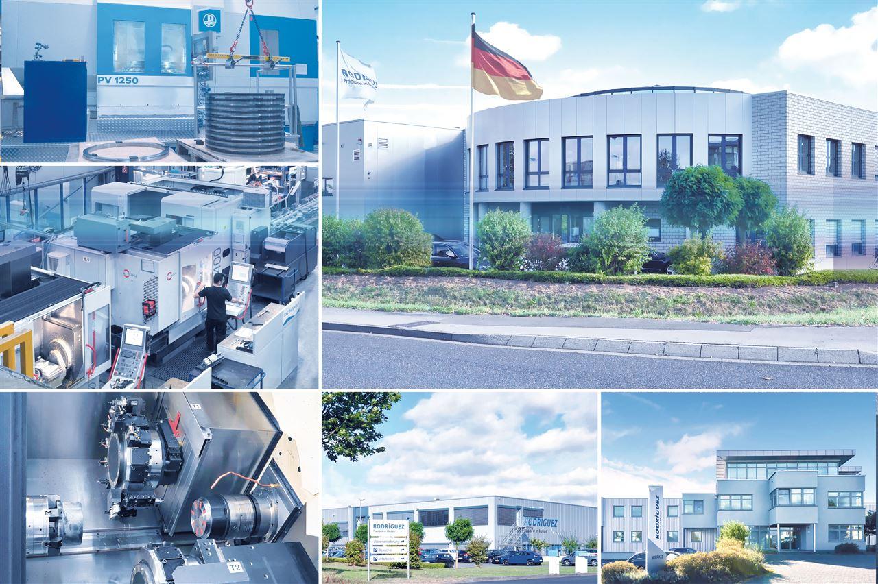 RODRIGUEZ GmbH