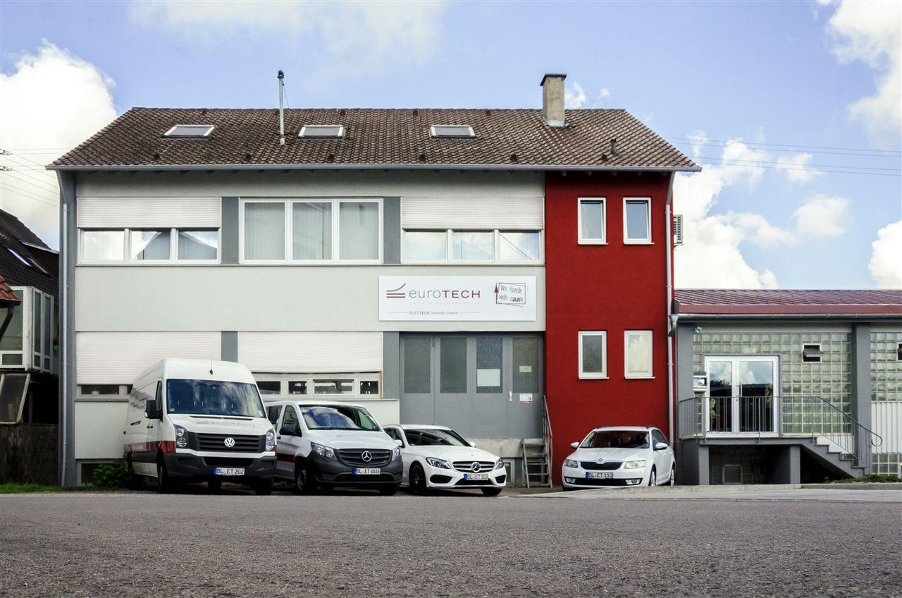 euroTECH Vertriebs GmbH
