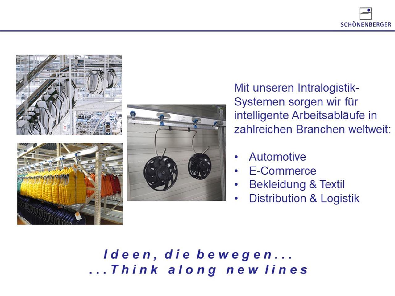 SCHÖNENBERGER Systeme GmbH