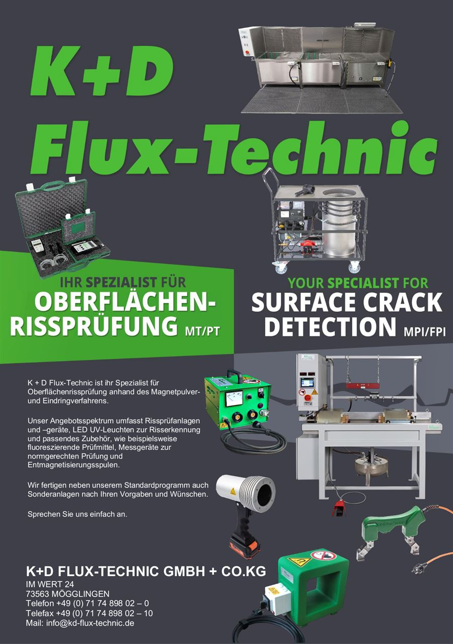 K+D Flux-Technic GmbH+ Co. KG