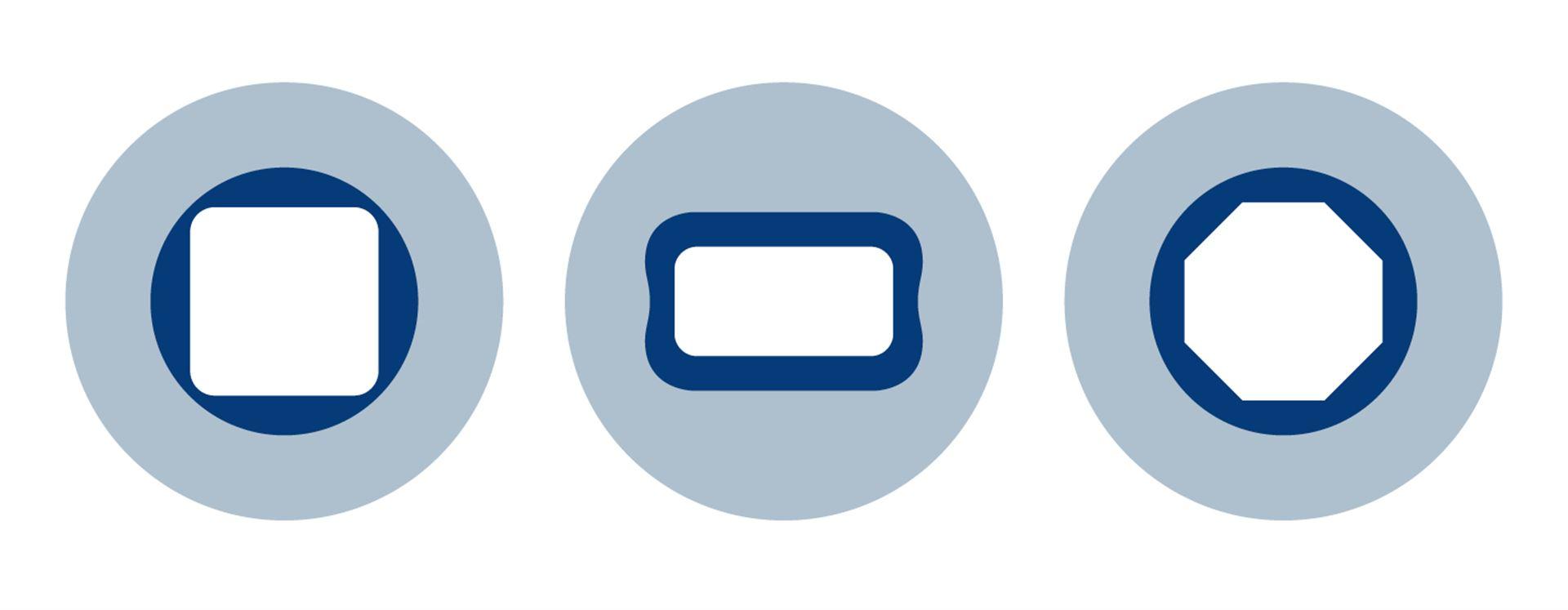 Optran® UV NCC, Optran® WF NCC, Nicht-runde Quarz / Quarz-Fasern