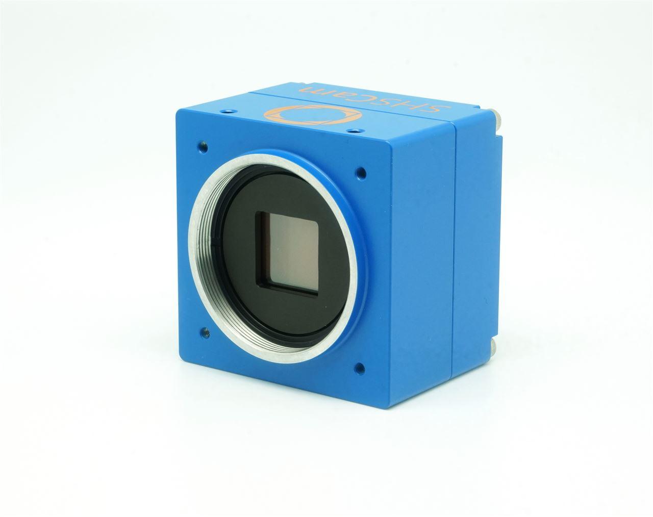 High resolution Shack-Hartmann wavefront sensor SHSCam UHR3