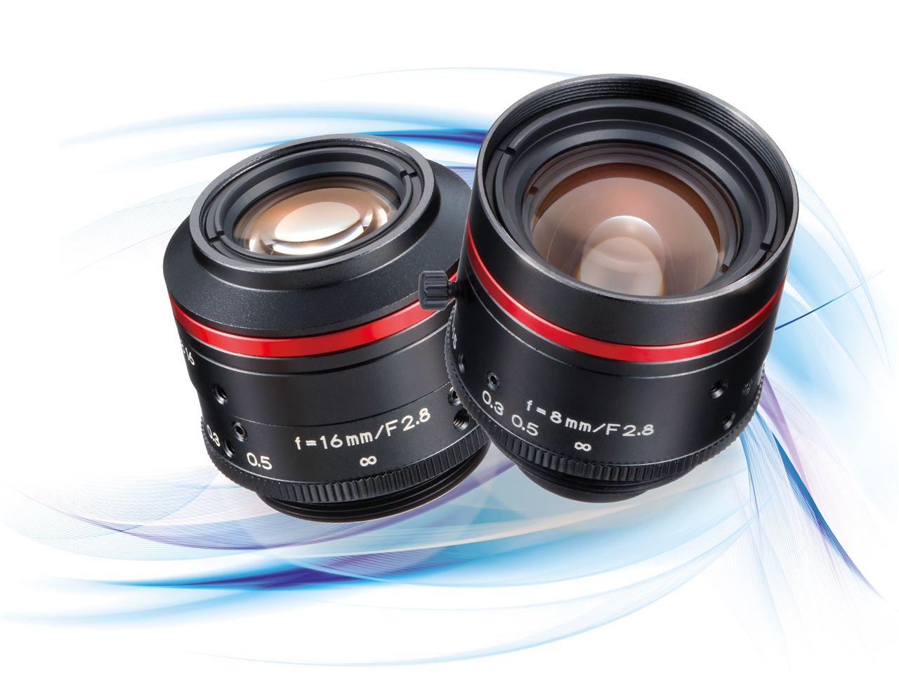 "Neue ultra-kompakte 2/3"" 5MP Kowa Objektiv-Serie"