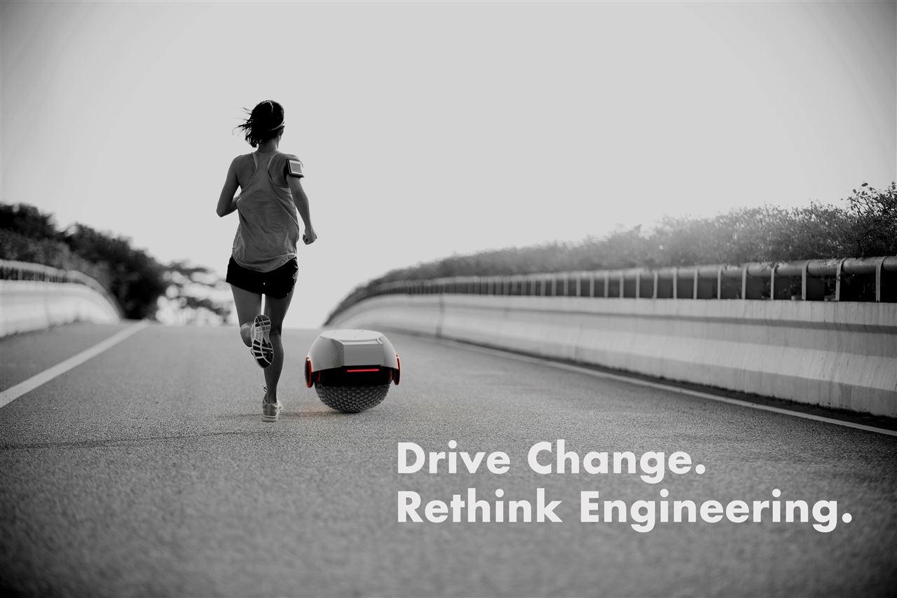 Drive Change. Rethink Engineering.