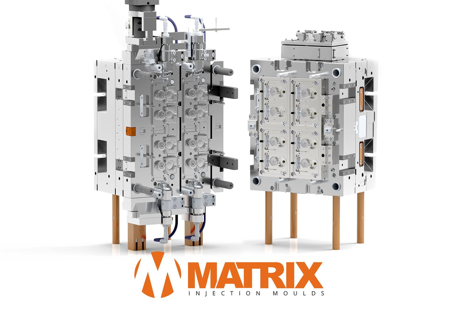 In Mould Cavity Closing by Matrix