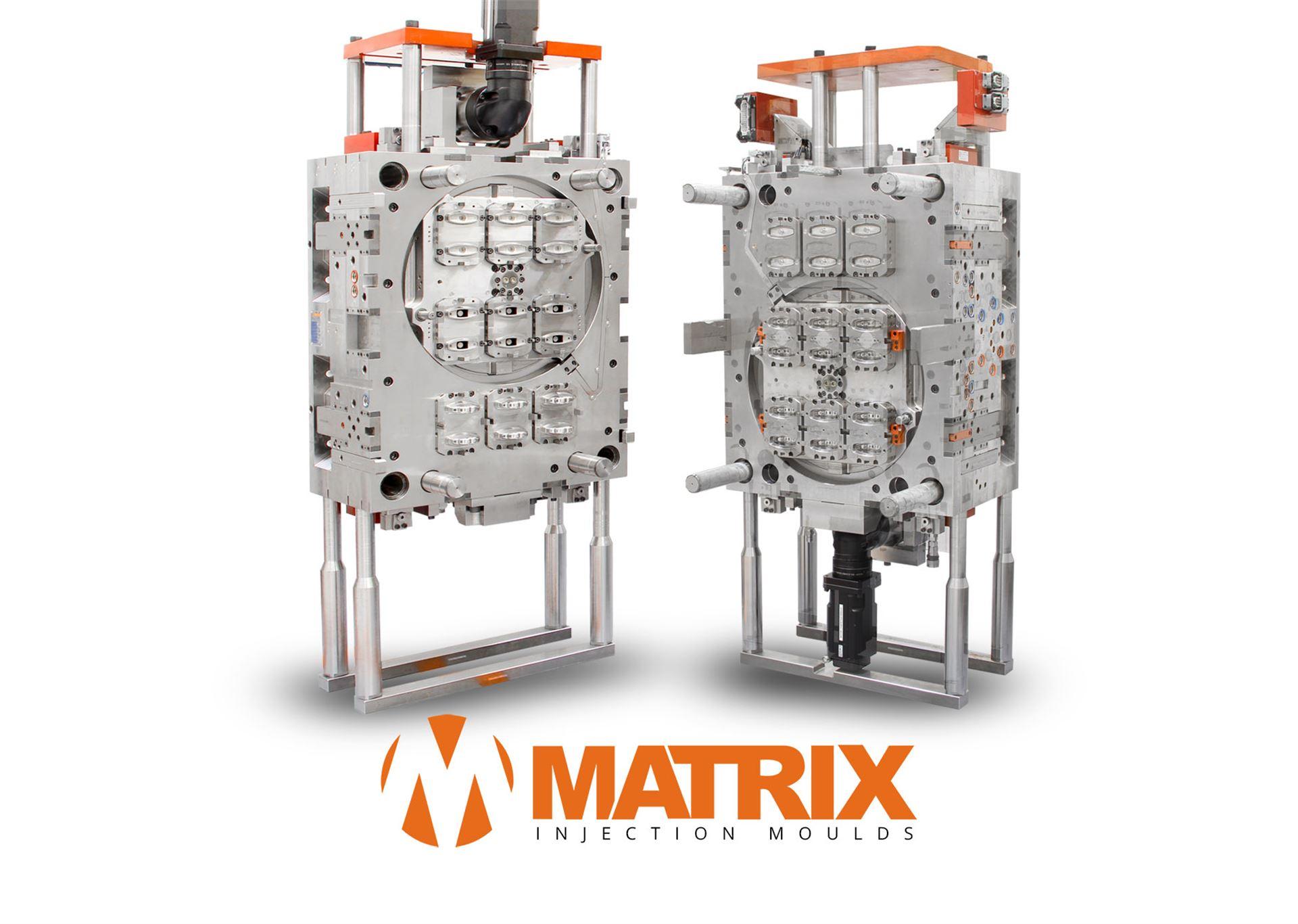 Beim Formenbau und Umspritzen (IMA+O) von Matrix