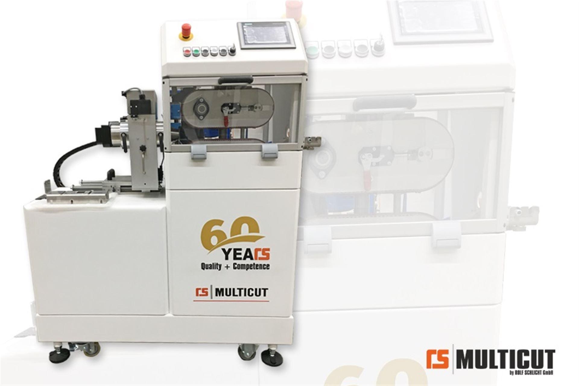 RS MULTICUT combi cutting machine type CC NG