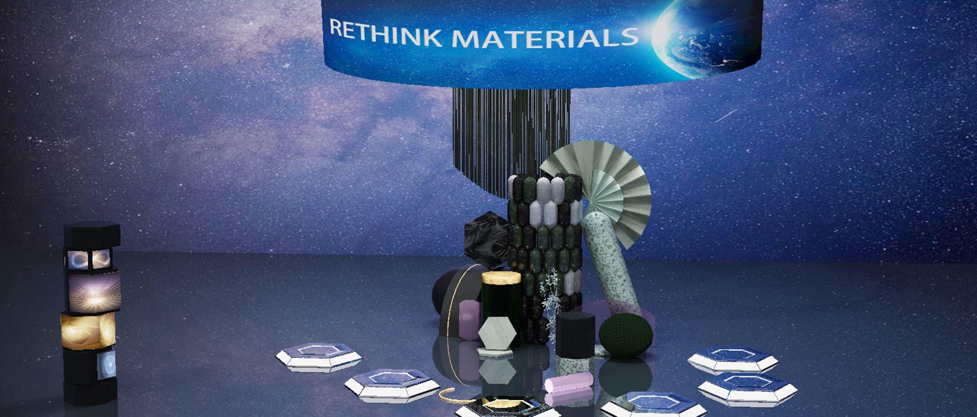 Materialien neu denken