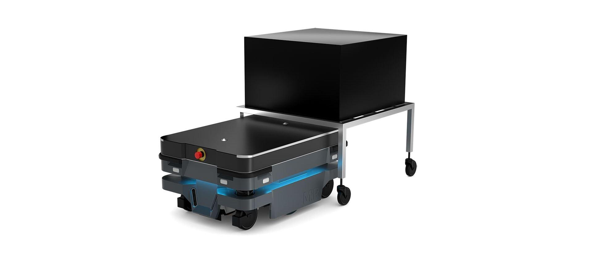 MiR - Autonomer Transportroboter
