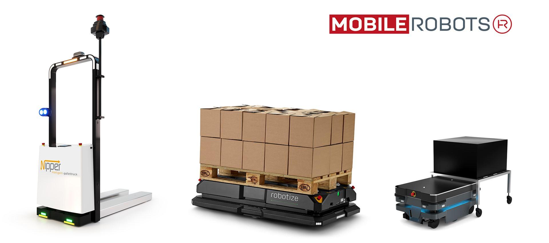 Mobile Robots Portfolio