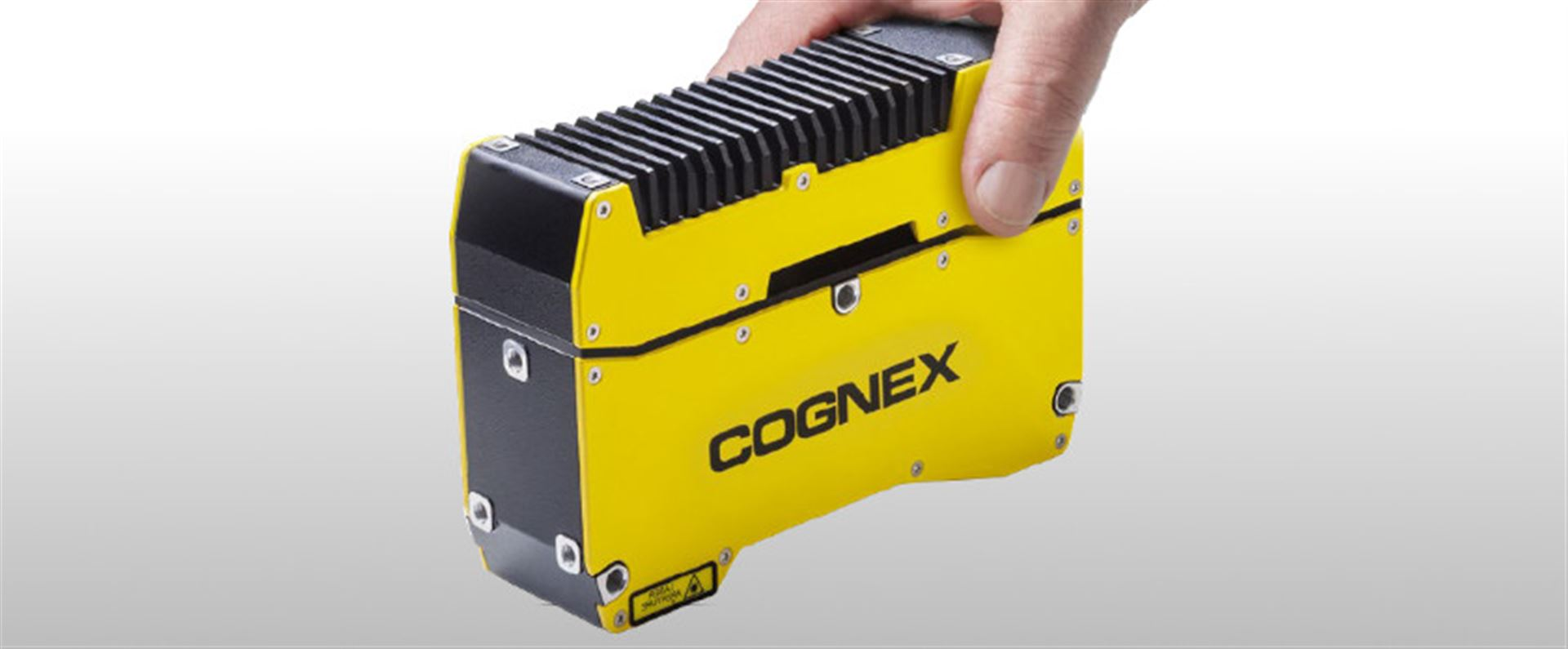 Cognex In-Sight 3D-L4000, the all-in-one machine vision system