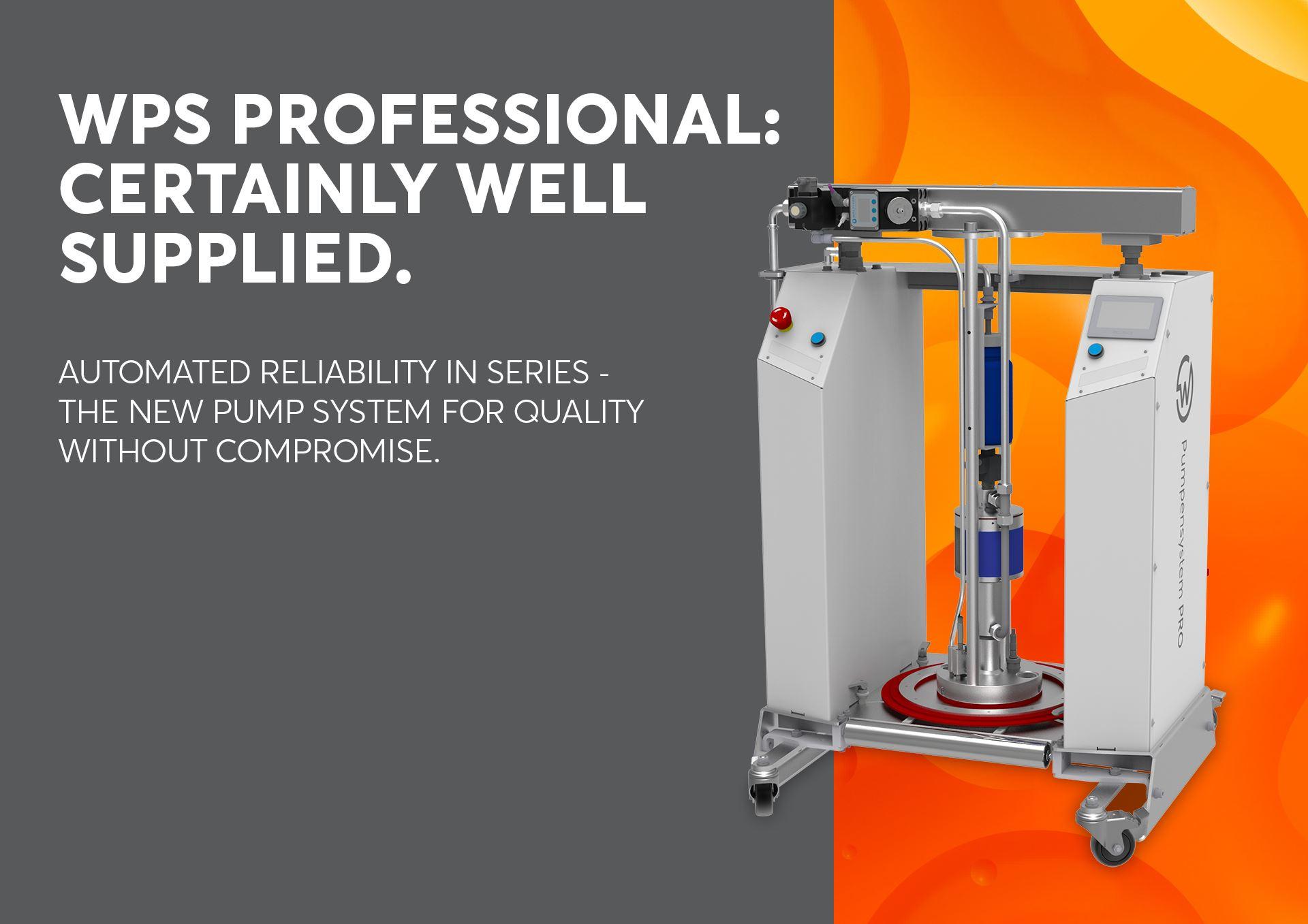 WPS Professional: Mit Sicherheit gut versorgt.