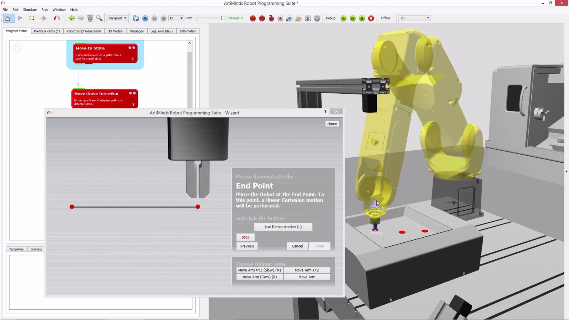 ArtiMinds Robot Programming Suite (RPS)