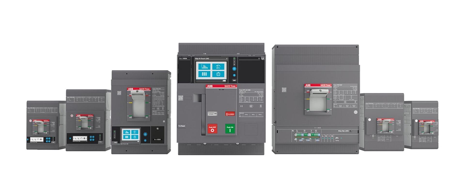 Optimierte Kompakt-Leistungsschalter