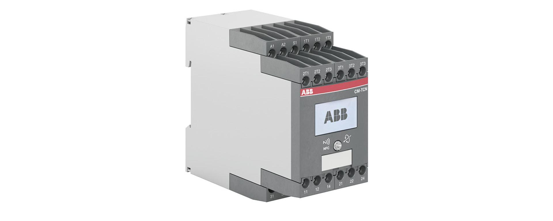 Intelligent temperature monitoring relays