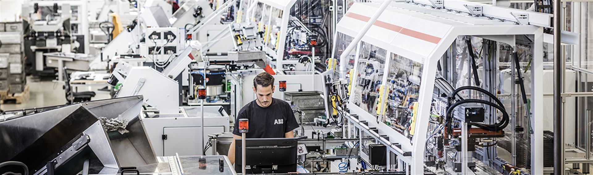 ABB - Your partner in mechanical engineering