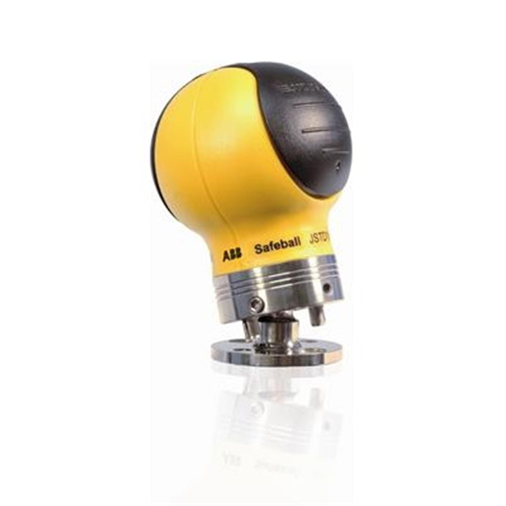 Safeball - Innovative und ergonomische Maschinensteuerung