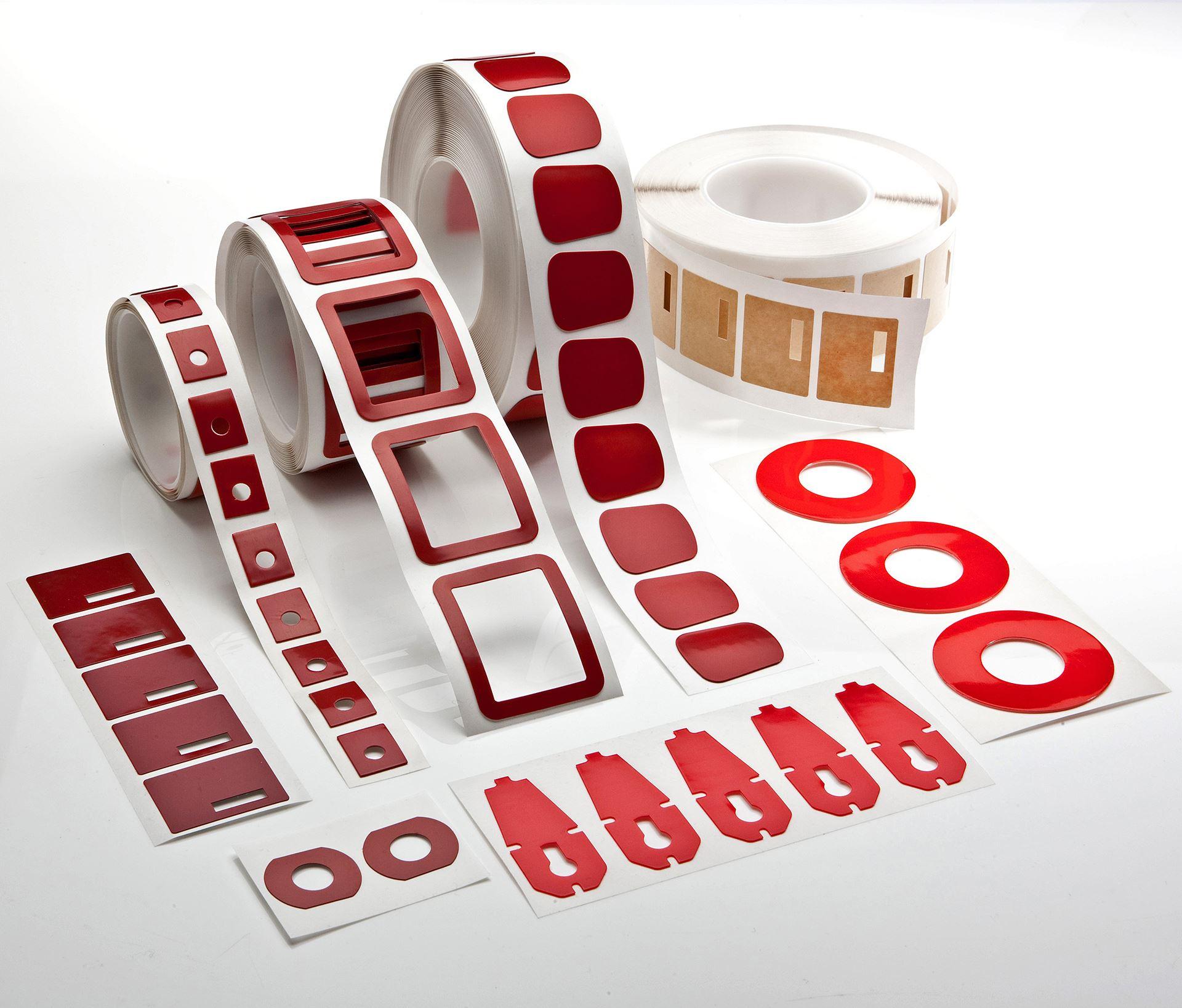 VOLZ® TAPES Maßgeschneiderte Acrylschaum Formstanzteile optimieren die Produktionszyklen.