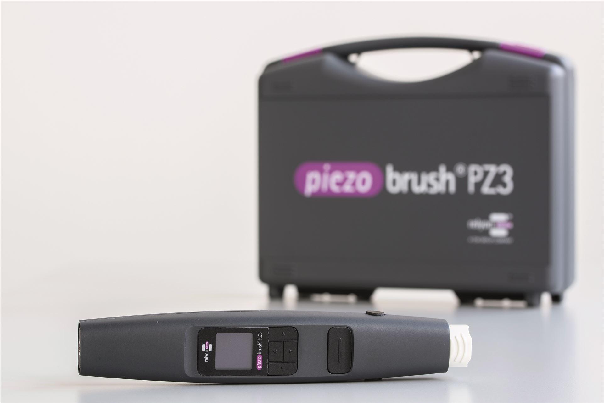 piezobrush® PZ3 - Effektives Plasma-Handgerät für den manuellen Gebrauch