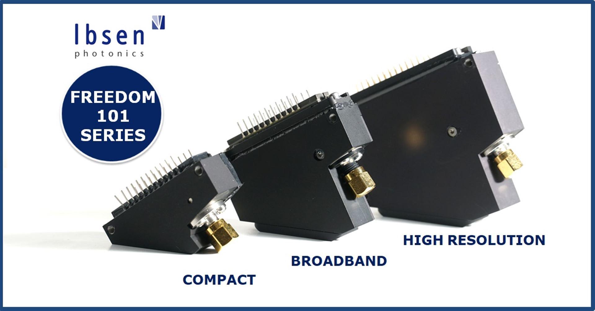 FREEDOM OEM Spectrometer Series