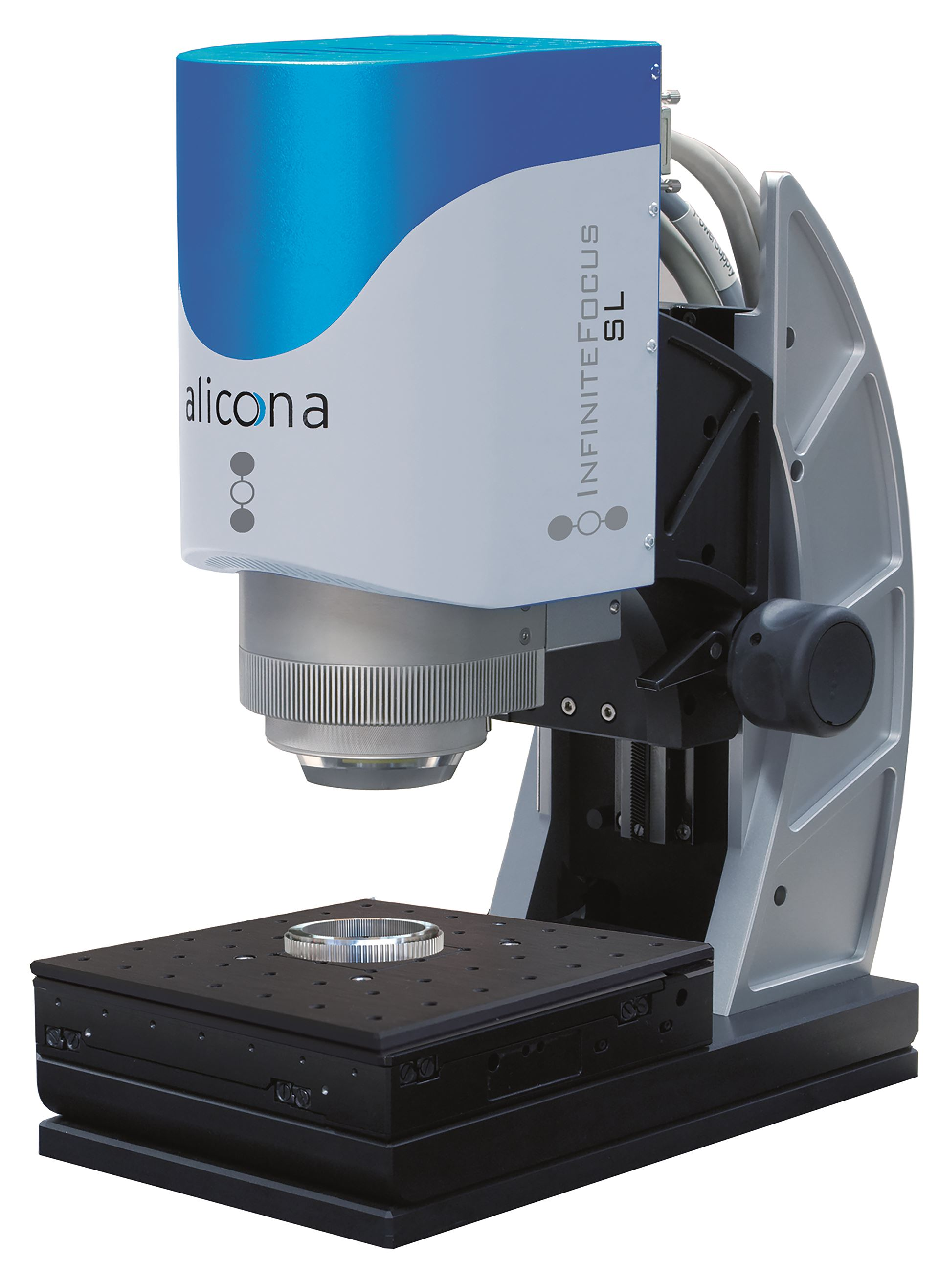 Optical measuring system with new software for automatic segmentation and classification