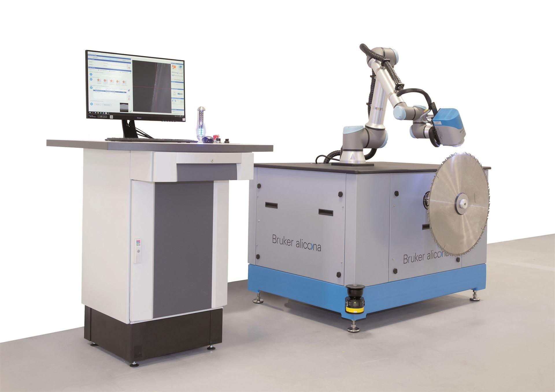 Cobots - How to combine optical 3D metrology and collaborative robotics
