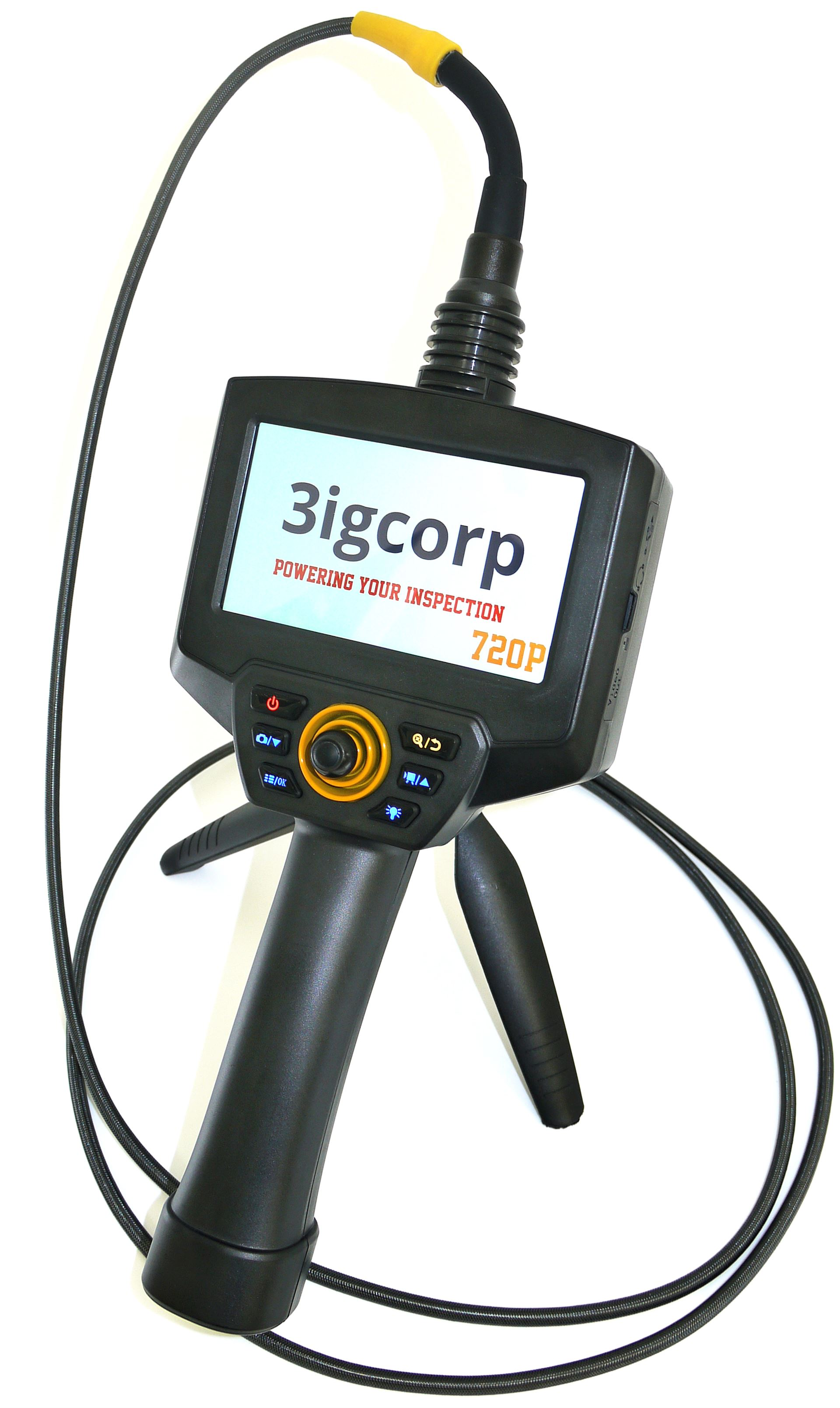 IDEALBORESCOPE brings Visual Inspection to High definition