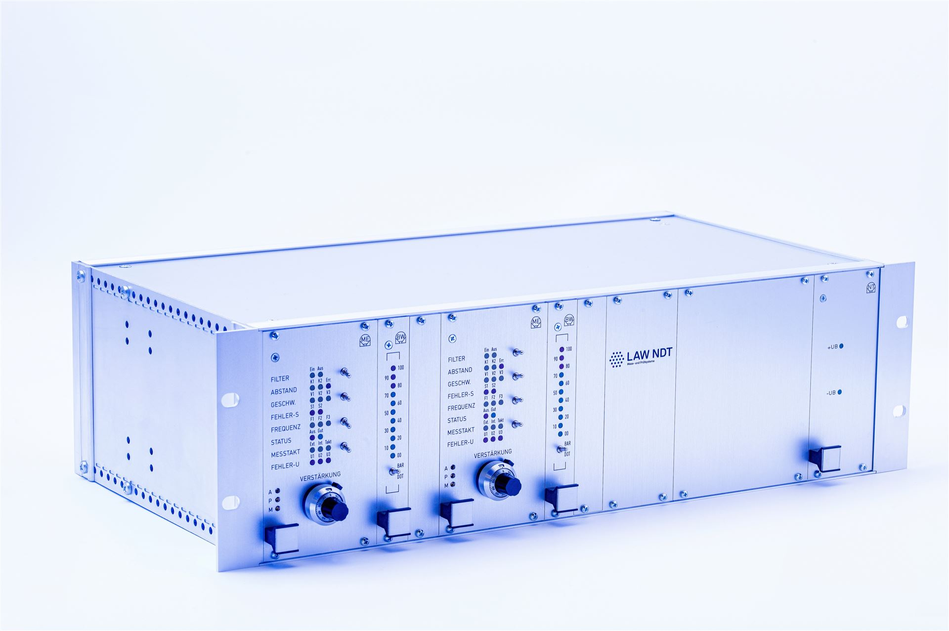 WRP Einbaugerät analog