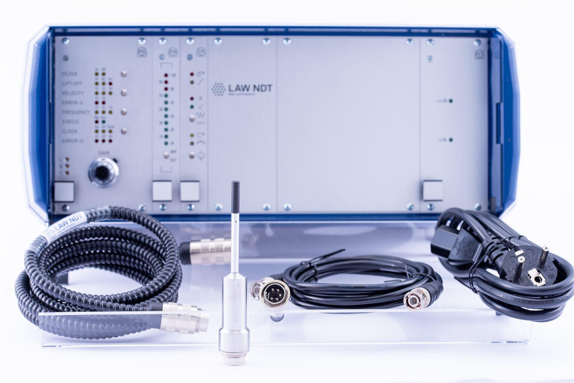 WRP Tischgerät analog mit Zubehör