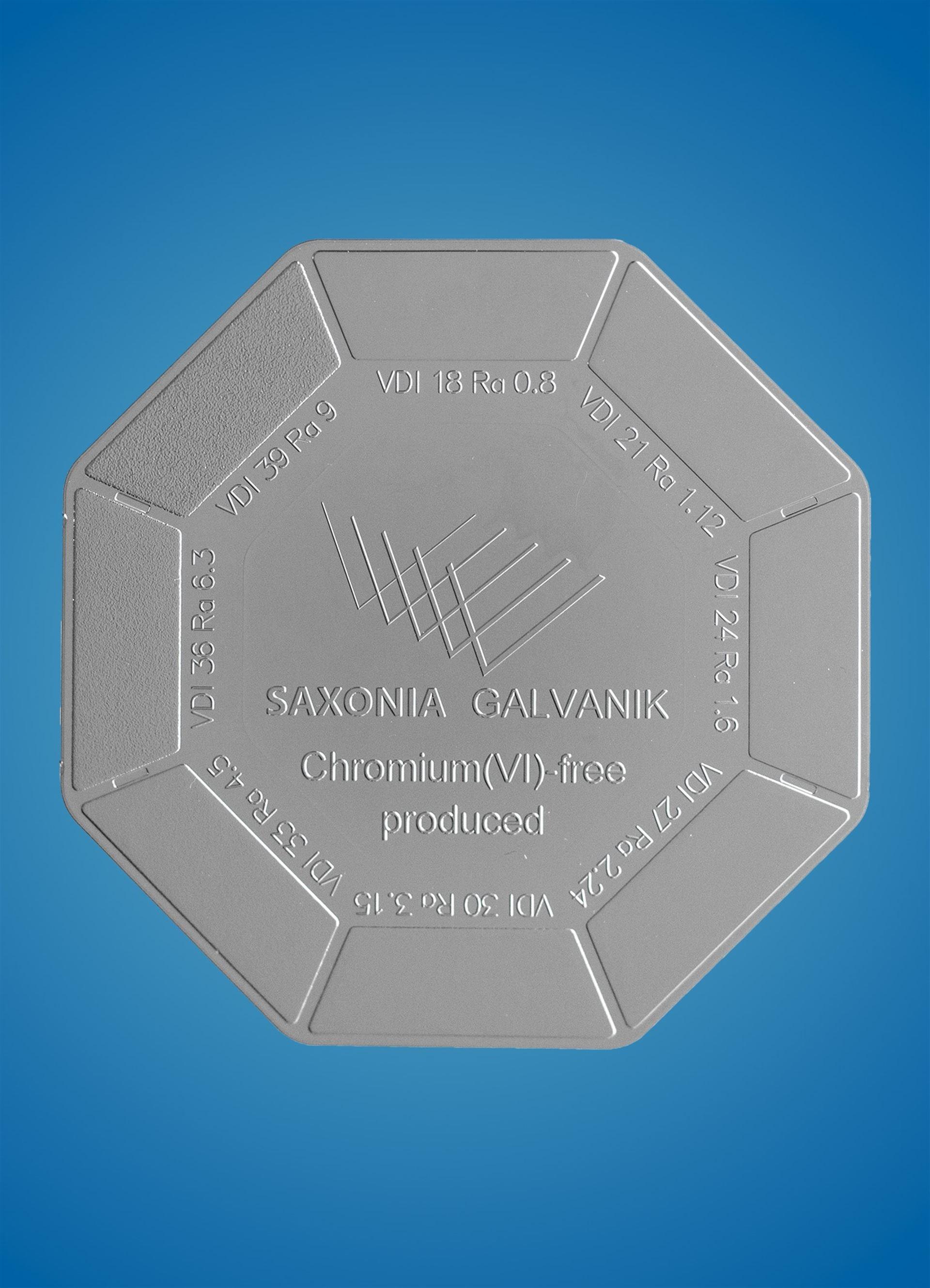 Vollständig Chrom(VI)-freie Kunststoffgalvanisierung für ABS, ABS/PC und PA