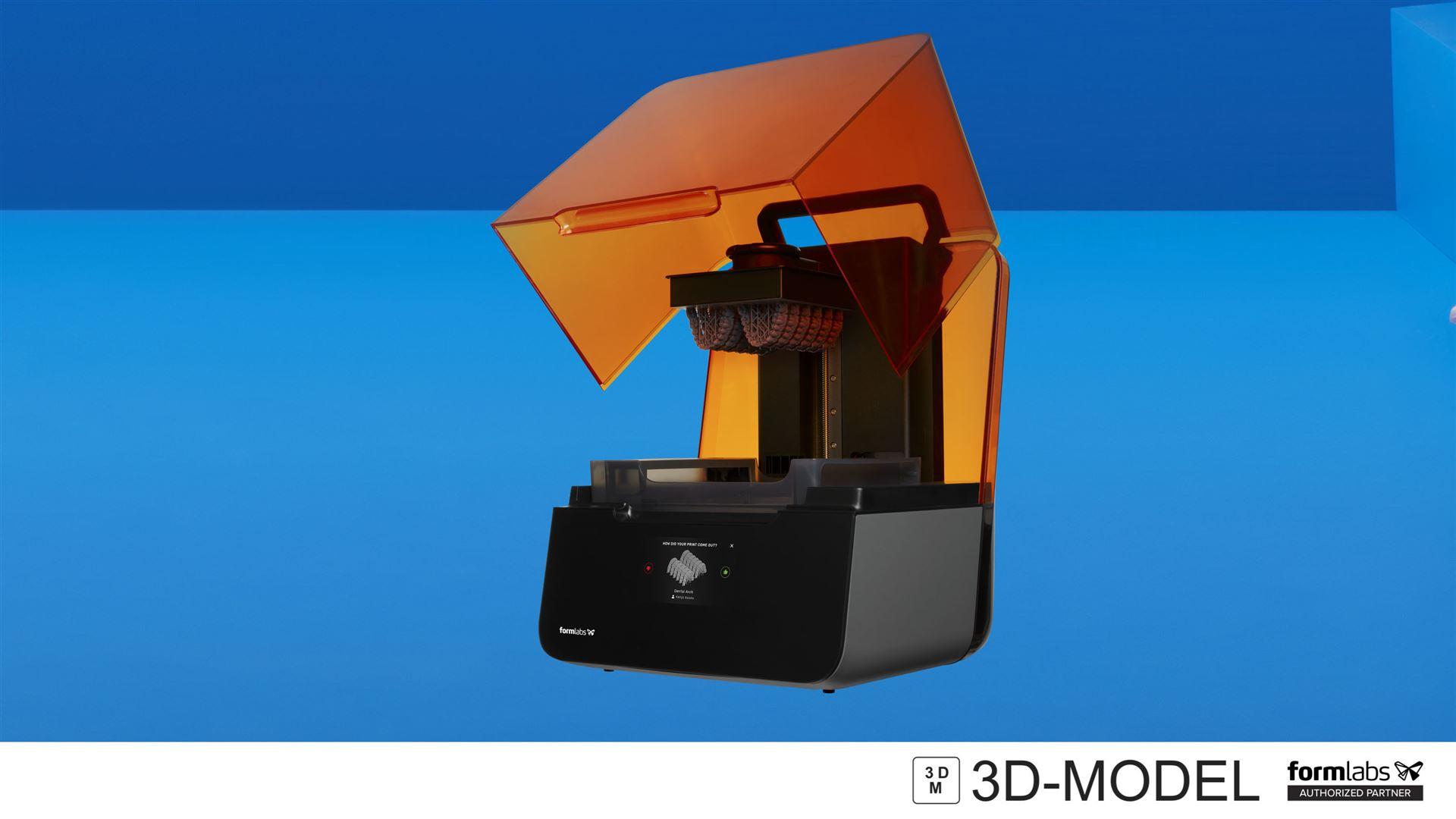 Formlabs Form 3 und Form 3L 3D-Drucker