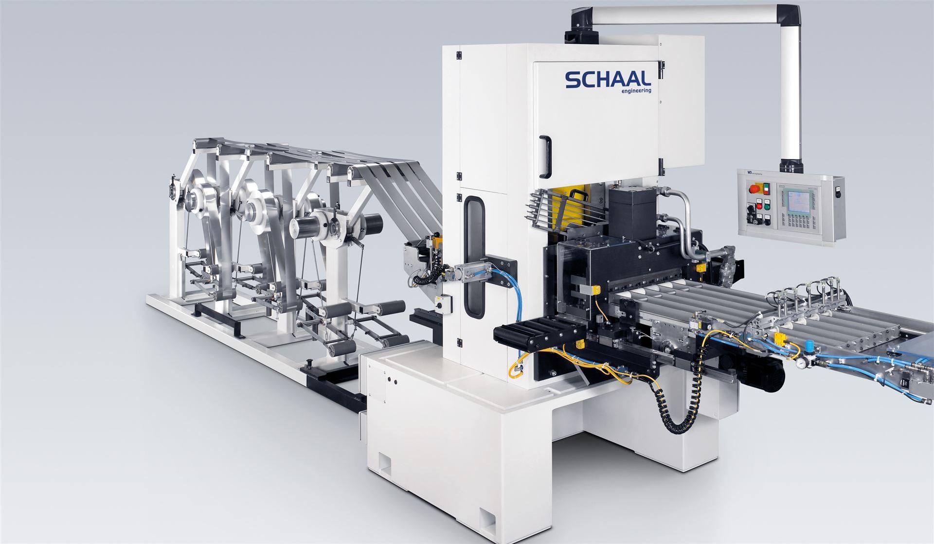 SEP-Serie: Präzisionsstanzautomaten in modularer Bauweise für nahezu jeden Produktionseinsatz