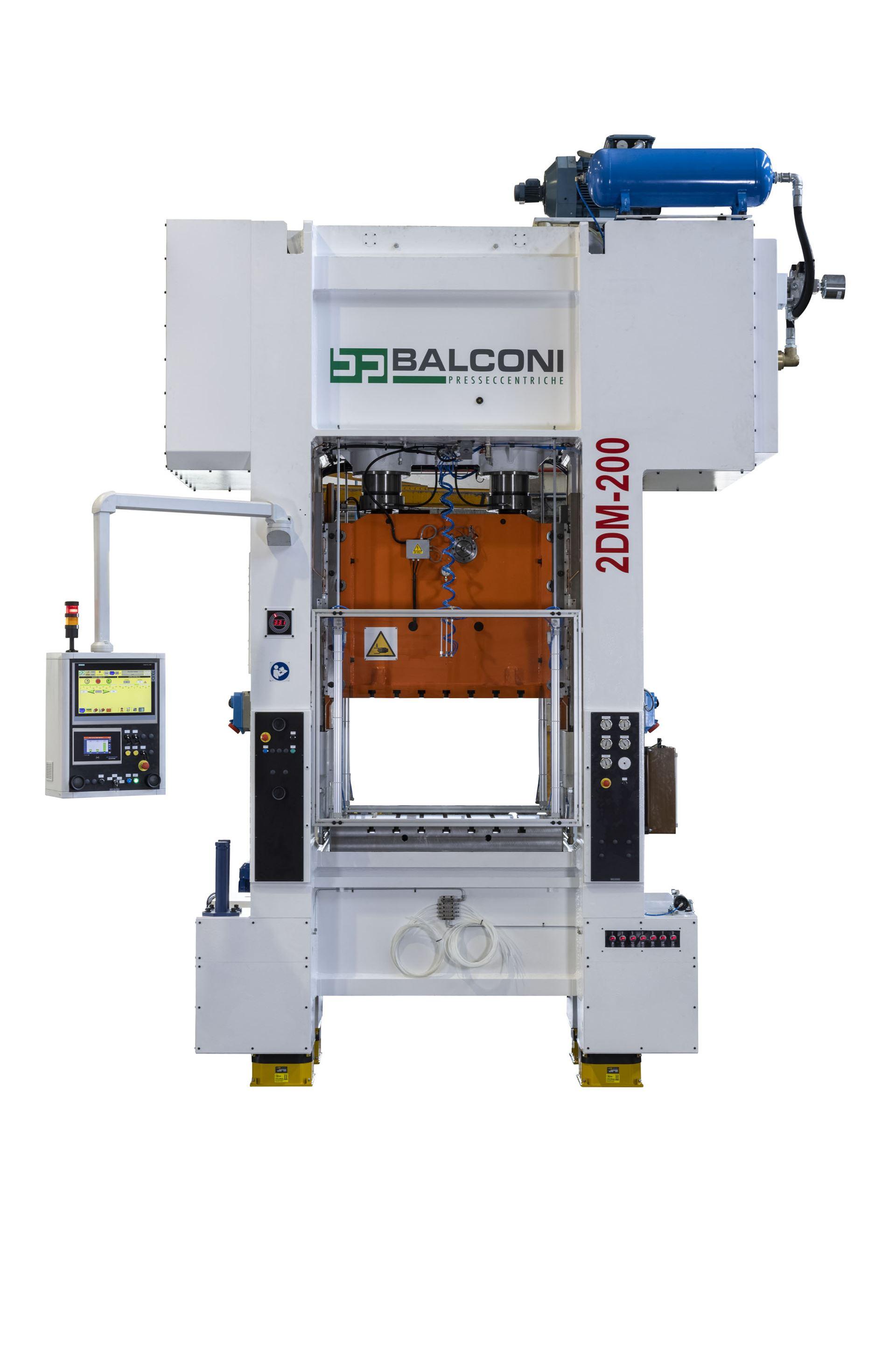 BALCONI-STANZPRESSE MODELL 2DM-200