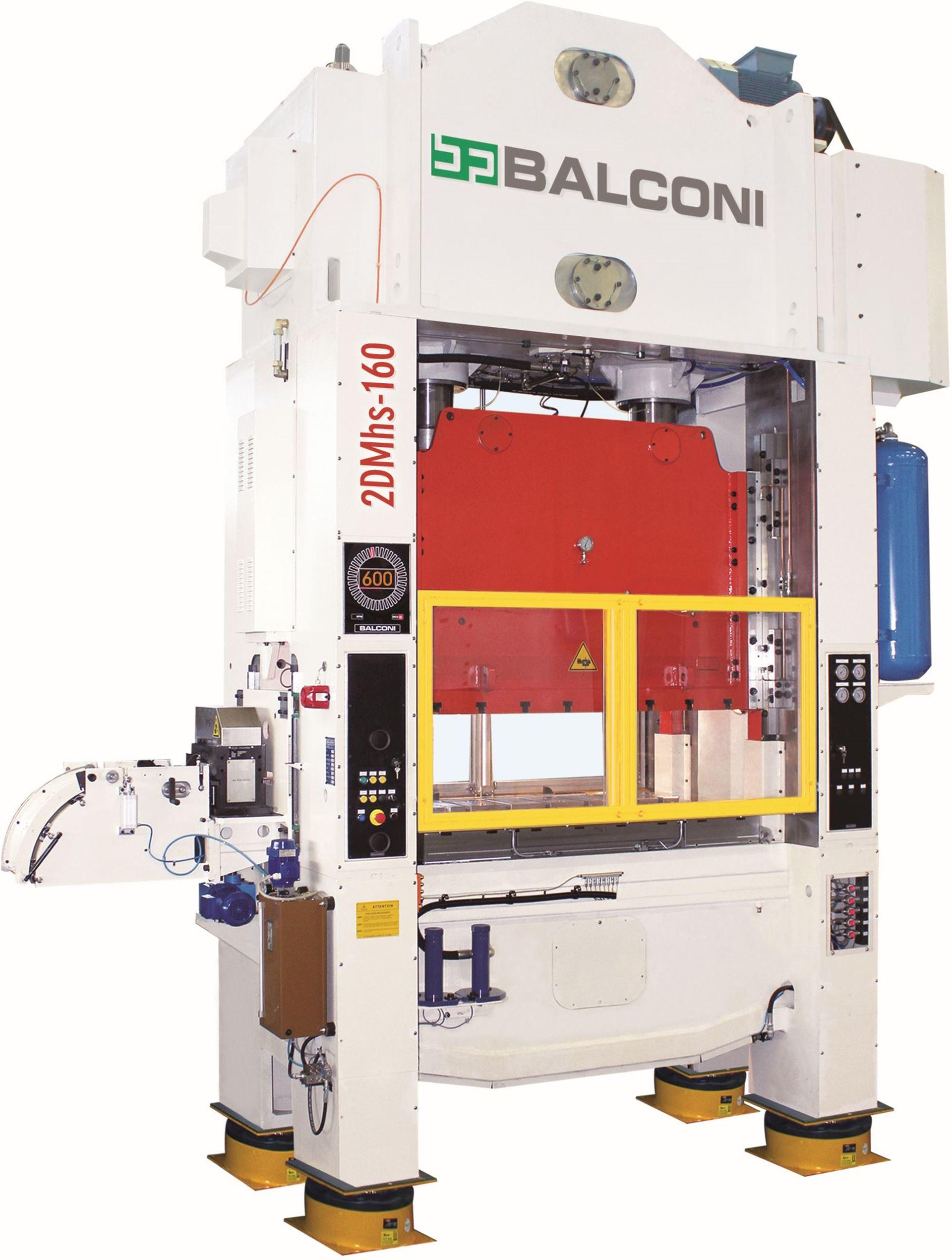 BALCONI 2DMHS-160 HOCHGESCHWINDIGKEITSPRESSE