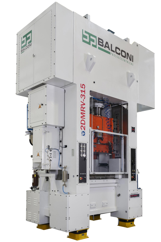 BALCONI-STANZPRESSE MODELL 2DMRV-315