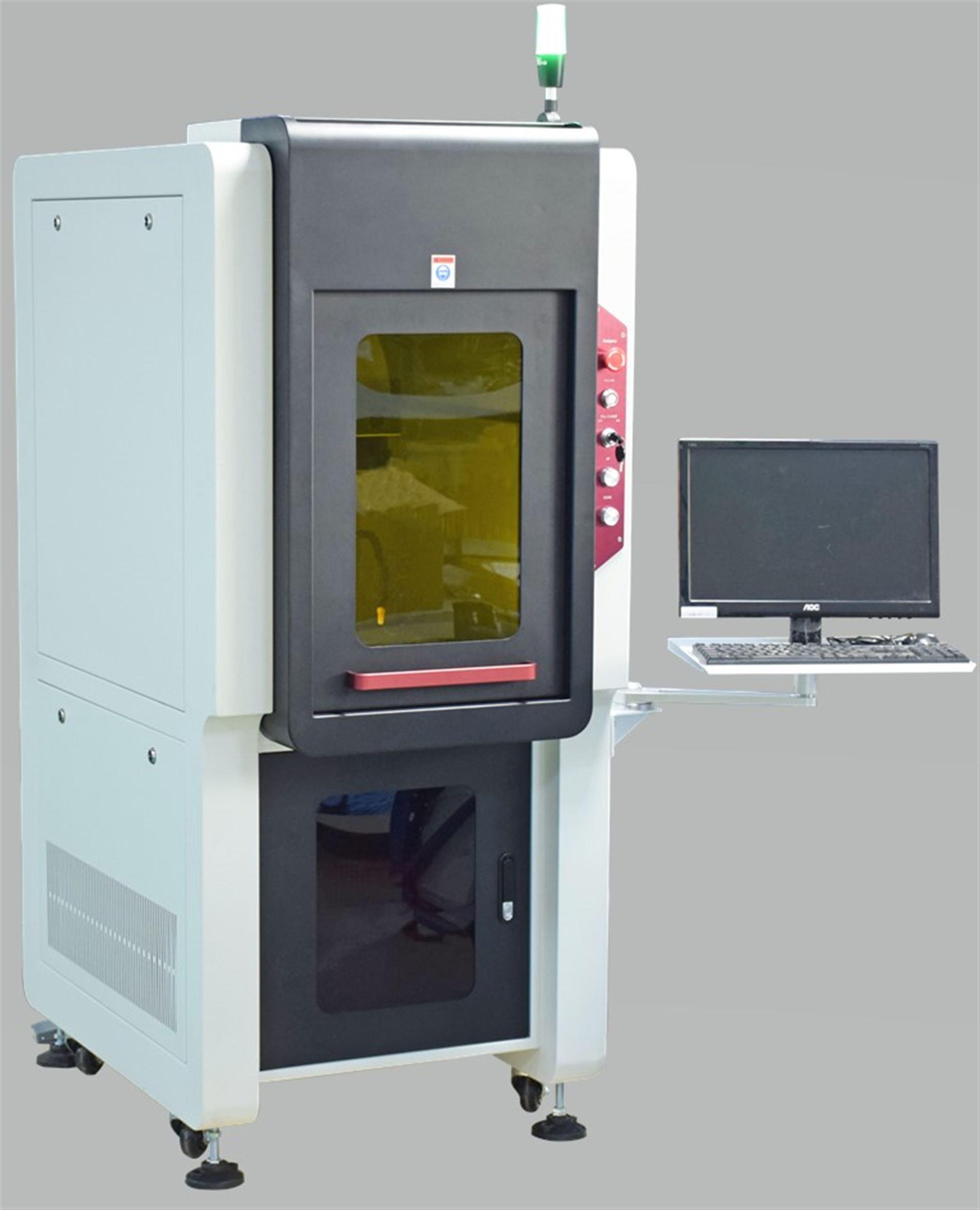 Laserbeschriftungssystem Laserklasse 1