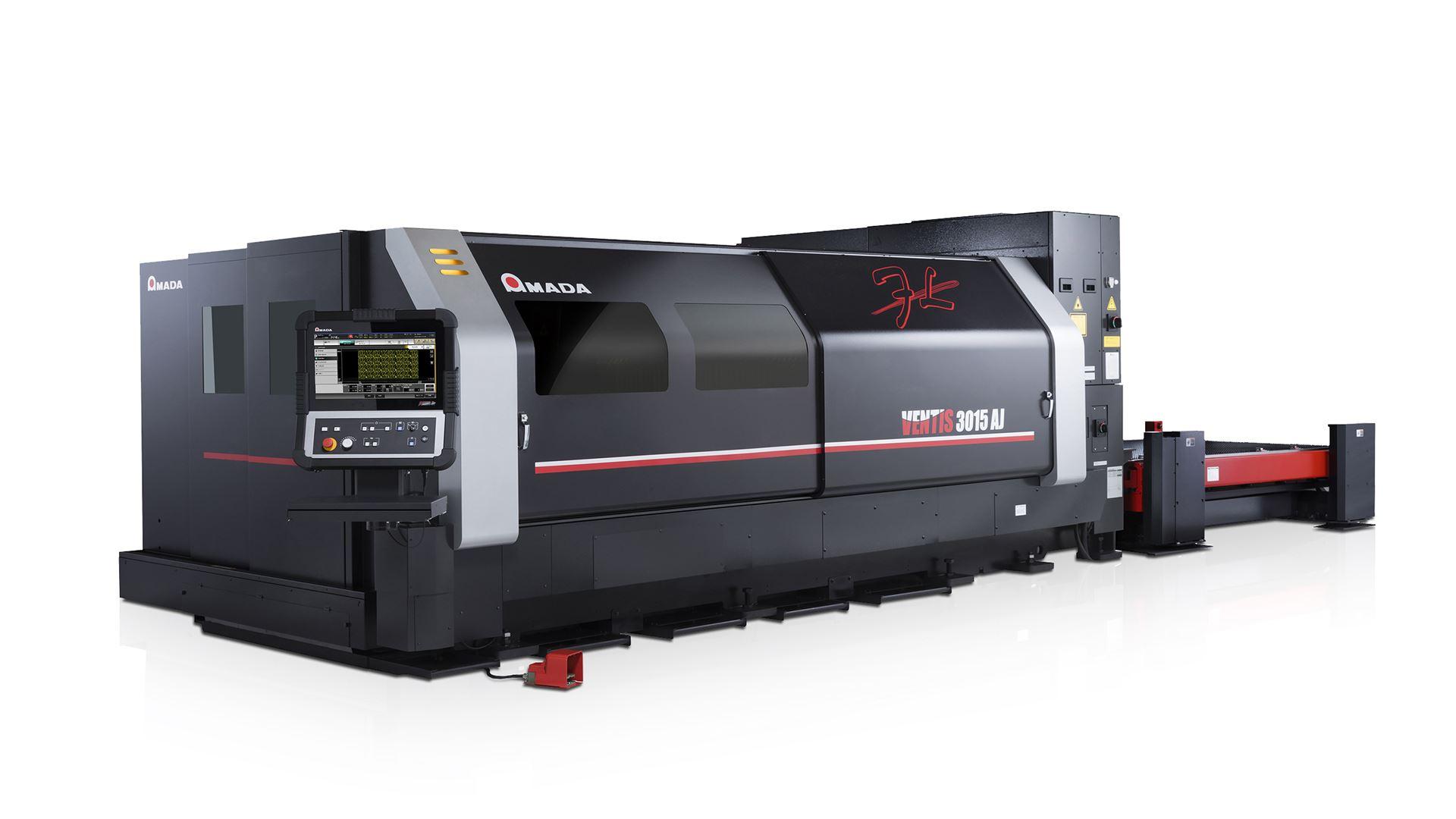 VENTIS-3015AJ 4kW mit NEUEM Lagersystem ASF II-3015