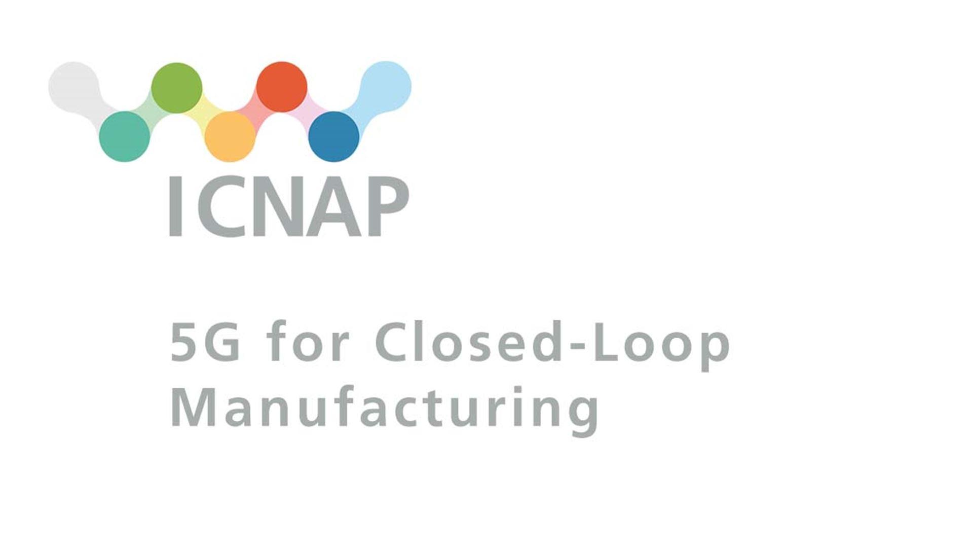 ICNAP - 5G für Regelkreise der Fertigung