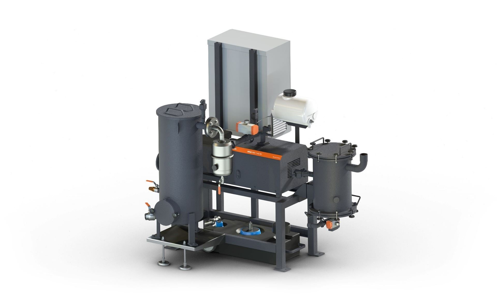 New generation of extruder degassing systems