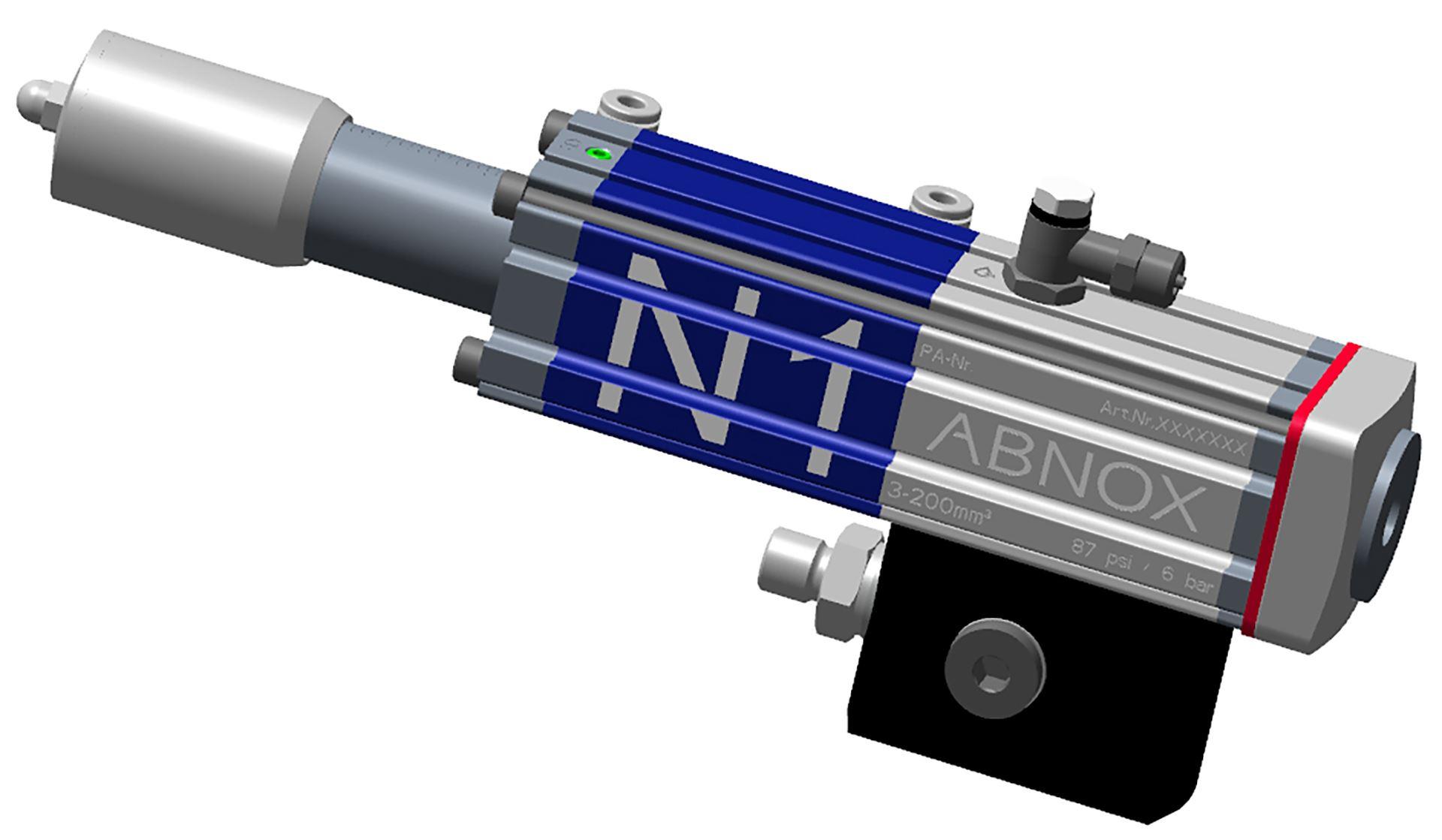 ABNOX Nadeldosierventil AXDV-N1