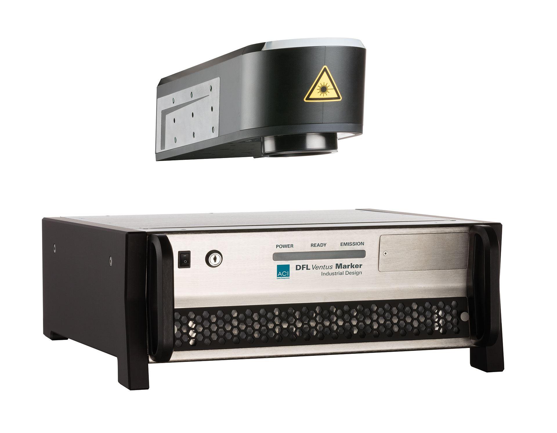 Laser marking systems for integrators
