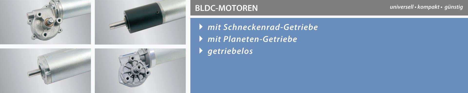 Eine runde Sache - DC und BLDC-Motoren von SEEFRID