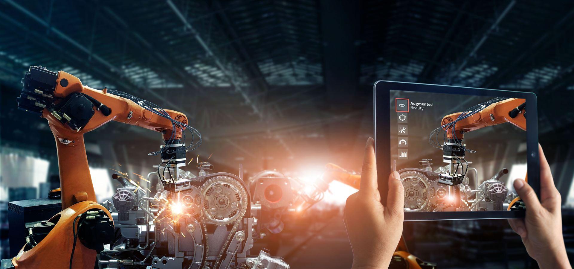 Anlagenbau und Sondermaschinenbau